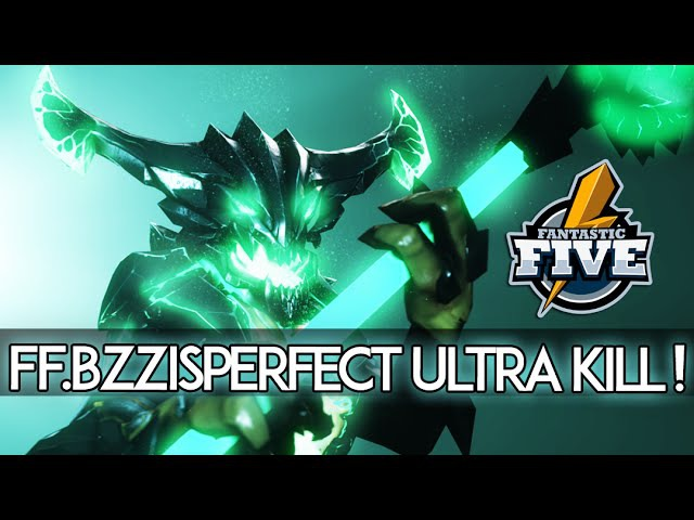 FF.BzzIsPerfect Ultra Kill vs. DB Dota 2