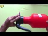 КАК СДЕЛАТЬ АКВАЛАНГ  How to make a scuba gear
