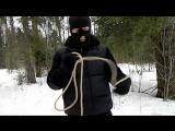 [РВ] Узлы - беседочный узел (булинь) - как вязать и использовать