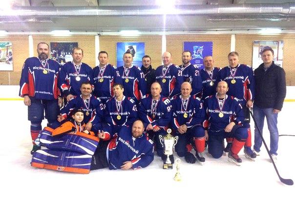 Хоккейный клуб «Восточный» вышел Финал VI Всероссийского Фестиваля по
