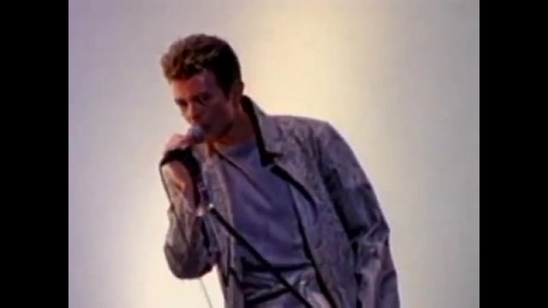 Nine Inch Nails and David Bowie - Live 1995 Subterraneans _ Scary Monsters