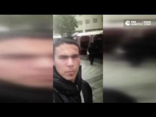 Предполагаемый исполнитель теракта в Стамбуле