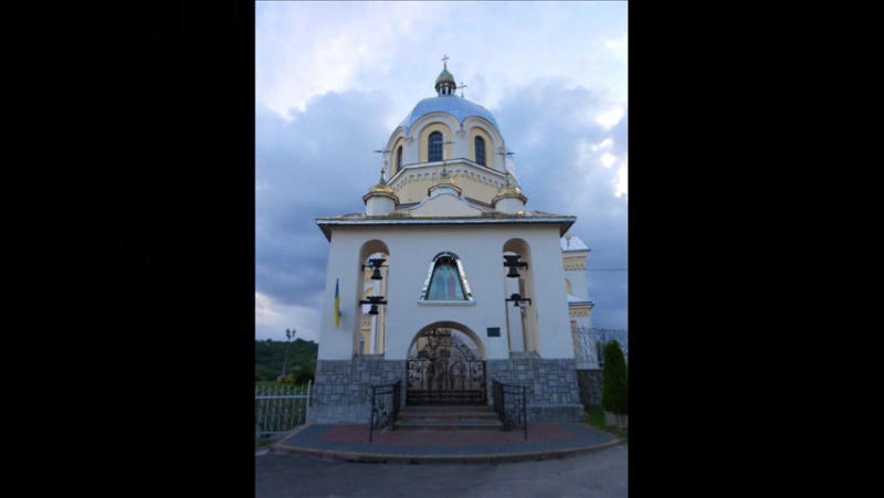 My little paradise called the village Velyki Hrybovychi