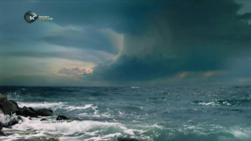 Крайности космической погоды Самый мощный ураган в Солнечной системе (Discovery)