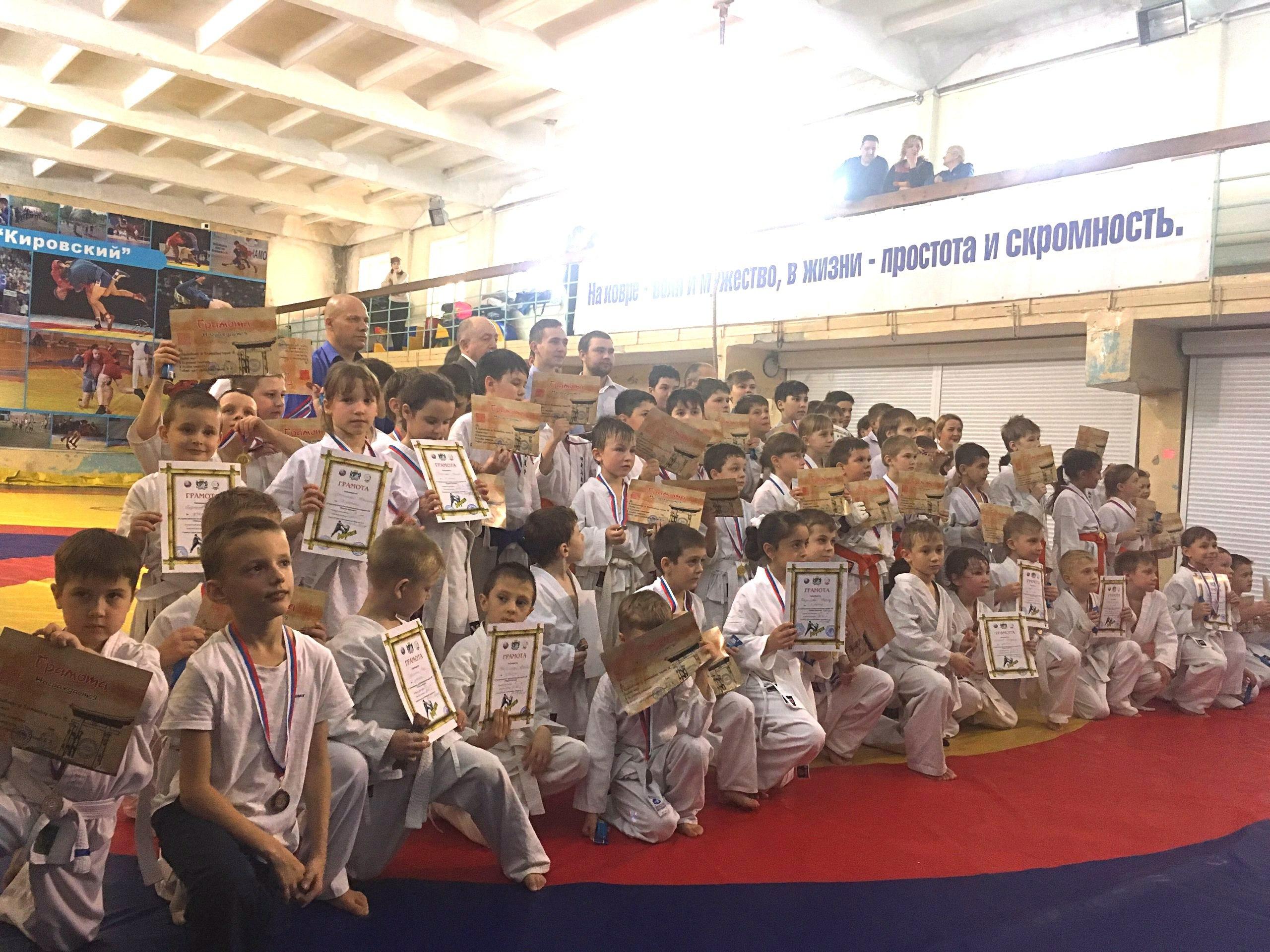 Прошел турнир «Первый шаг» организованный Новосибирской Федерации Всестилевого (раздел