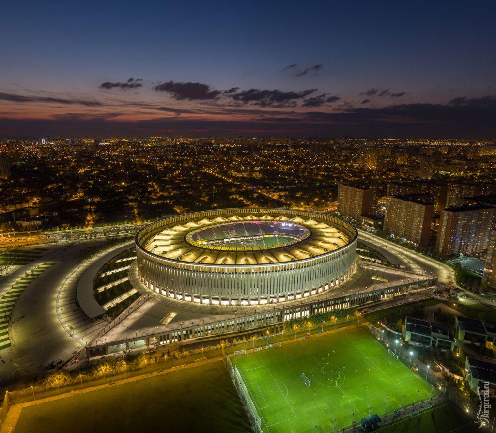 новый стадион фк краснодар - 4