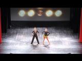 Михин Павел, Каторгина Анжелика - «Путь танцора»
