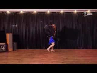 Orientalna Rewolucja 2016! 3. miejsce folklor semi-pro, Amira Belly Dance, Melay 2185