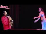 سمير سرور   معزوفة  يا واحشني رد علي beautiful belly dance 6234