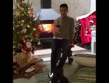 Поздравление Луиса Гарсии с Рождеством!