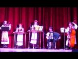 5-  Концерт народного ансамбля народной музыки, песни и танца