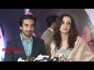 Sanaya irani and Mohit Sehgal At 4th National Yash Chopra Me