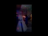 Мой танец на свадьбе. Ритуал - зажжение семейного очага