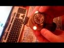 ЭлектроАккумулятор.411-0211.- USB зажигалка в часах