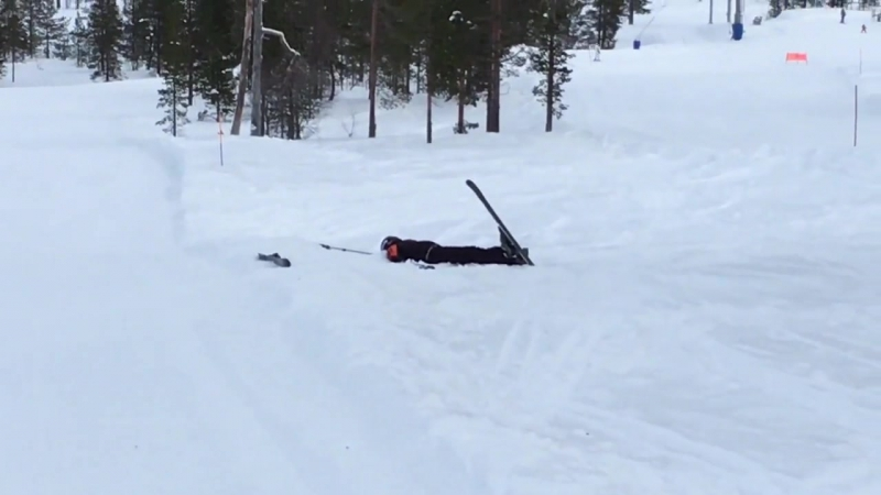 Лыжники-фуфлыжники