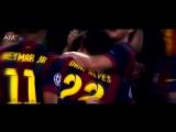 Leo Messi vs Bayern München