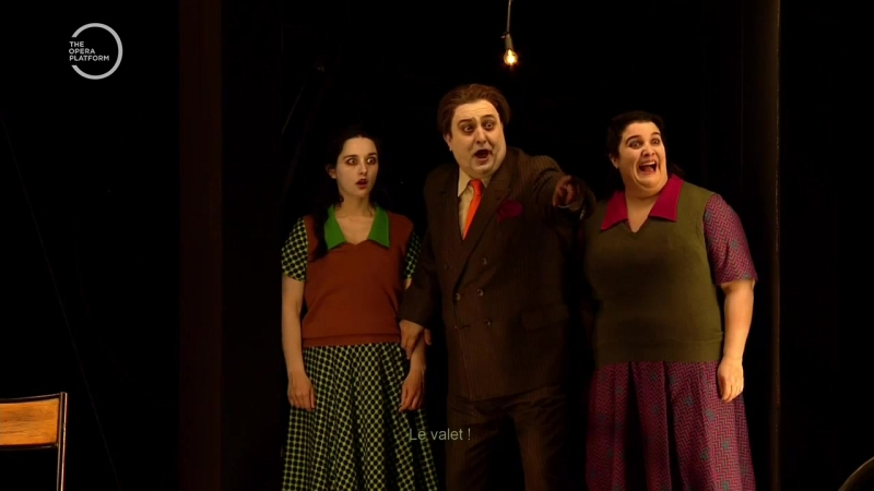 Gioachino Rossini - La Cenerentola / Золушка - Act 2(Opéra de Lille, 2016), fr.sub.