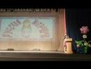 12 декабря 2016. Конкурс русского народного танца русская матрешка Открытие