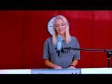 Красивая девушка шикарно спела Oxxxymiron x ЛСП - Безумие