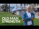 vk.com/pddp1 ПРАНК lКроссфитер в гриме старика, троллит качков на спортплощадке. Old man, the trolls bodybuilders