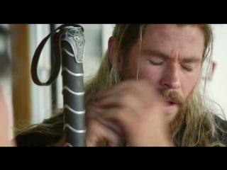 Короткометражка Чем занимался Тор во время событий фильма Первый мститель: Противостояние [DC | MARVEL Universe]