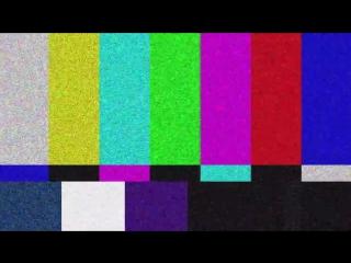 [Футаж] Испорченный телевизор
