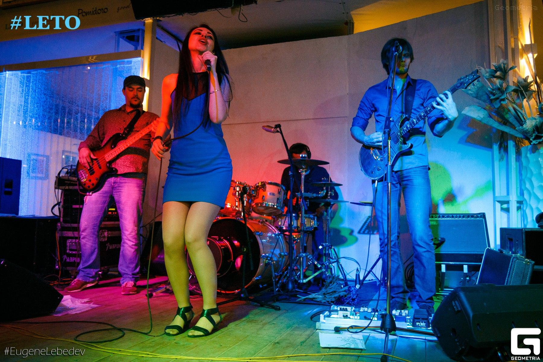 """Группа """"Таврика"""" выступила в баре """"Leto"""" в Евпатории"""