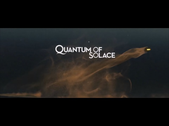 Quantum of Solace Opening Title Sequence