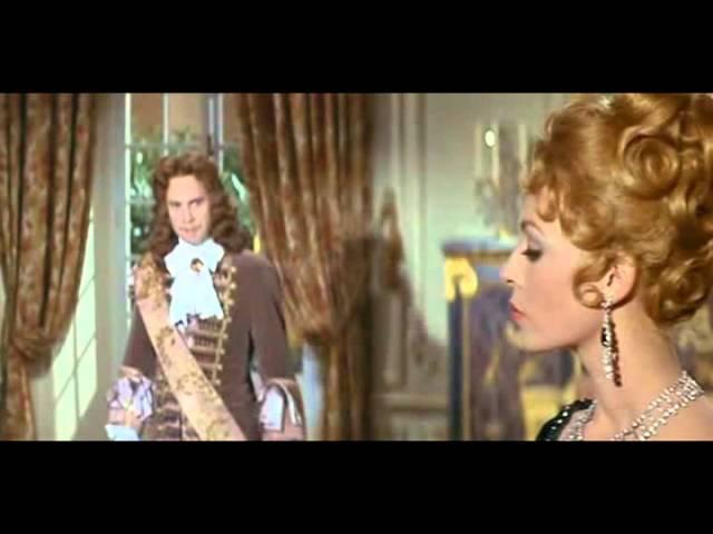 Анжелика и Король. Это могло быть любовью...