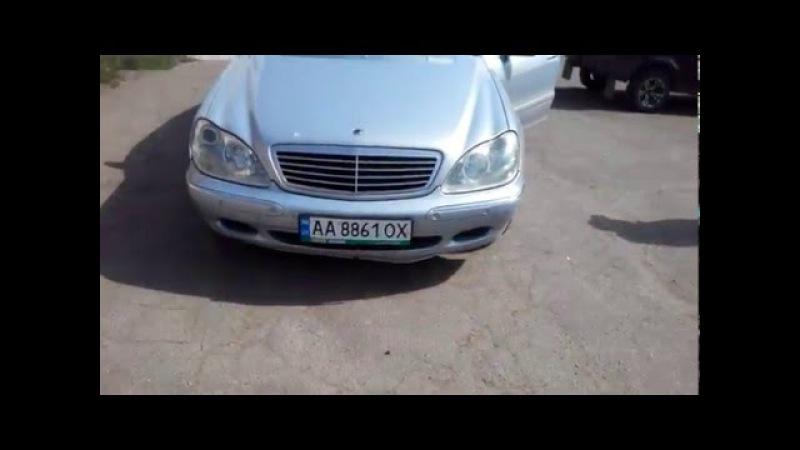 Mercedes-Benz S320 219500 грн В рассрочку: 5 809 грн/месЧеркассы /ID авто: 246293
