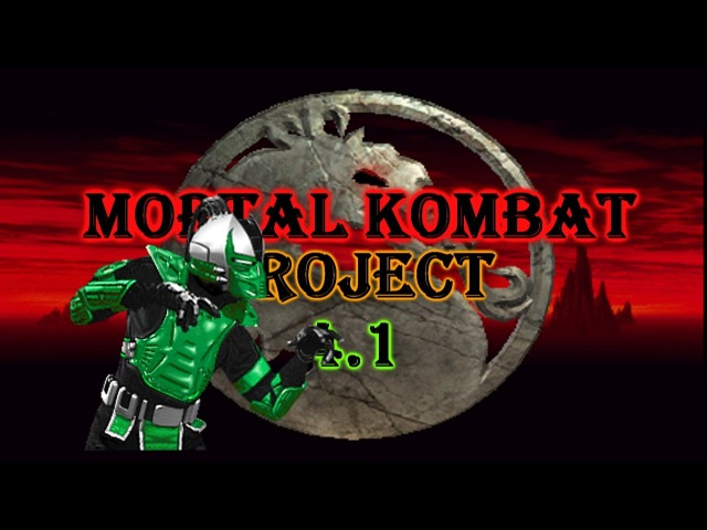 M.U.G.E.N Mortal Kombat Project 4.1 (2.5 season) - Acid (Ladder)