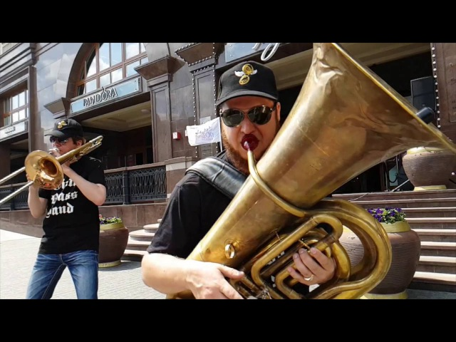 Tinto Brass Band The Kids Aren't Alright The Offspring Cover