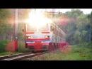 ЭР9ЕТ-666 рейсом № 6307 Нежин - Чернигов.