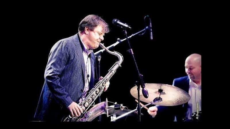 Igor Butman Quartet feat. Fantine, X Vladivostok International Jazz Festival