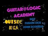 Fusion lick by John Scofield GL@