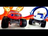 Вспыш и чудо машинки НОВЫЕ ИСТОРИИ с игрушками Все серии подряд на русском