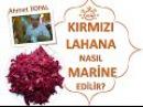 Kırmızı Lahana Nasıl Marine Edilir?KIRMIZI LAHANA SALATASI Şef Ahmet TOPAL