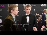 Henrik and Tarjei didn't answer weird question Isak &amp Even Skam