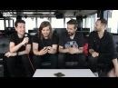 """Bastille Interview """"Torn Apart wäre beinahe an David Guetta gegangen"""