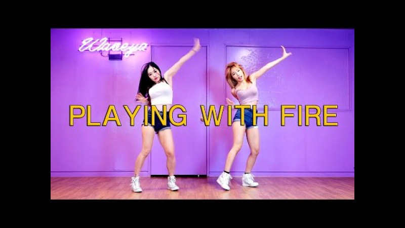 BLACKPINK 불장난 안무배우기(PLAYING WITH FIRE)Full ver.WAVEYA
