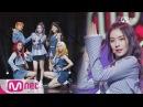 Red Velvet Lucky Girl Comeback Stage M COUNTDOWN 160908 EP 492