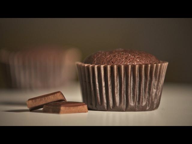 Божественный ШОКОЛАДНЫЙ МАФФИН КЕКС | рецепт манифтв рукавички