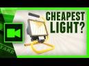 Cheapest Light for Video: Tips and Tricks | Cinecom