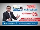 AccessBank Pulsuz kredit kartlari Азеры реклама Азербайджанская реклама