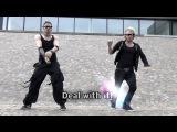 Industrial Dance meet's Melbourne Shuffle  Sokka feat. Ser0x