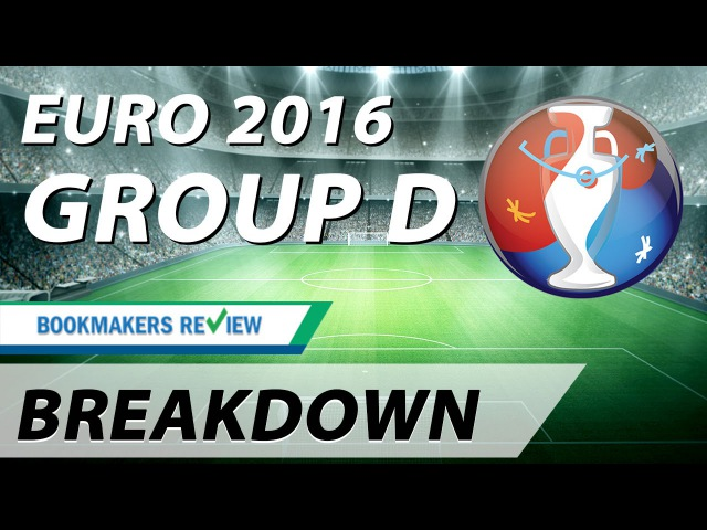 Euro 2016 | GROUP D: Betting Breakdown First Round Match Predictions