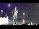 Justin Bieber w Krakowie ROZMOWY is talking to Beliebers Purpose World Tour Poland 2016