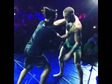 Conor Playing Touch Butt, as you said Nate Diaz?