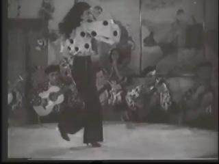 1939 ALEGRIAS con CARMEN AMAYA (CUBA)