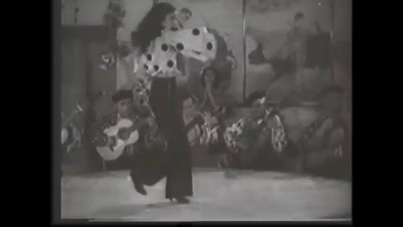 ALEGRIAS con CARMEN AMAYA ( CUBA 1939)